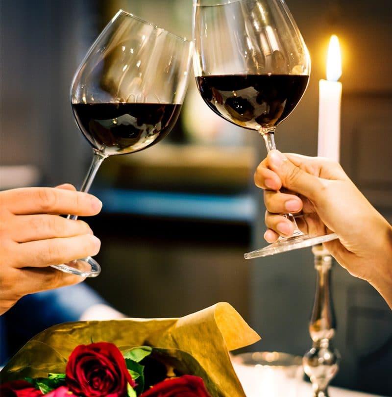 L'Unik Le Soir - restaurant Haguenau : Menu Saint-Valentin