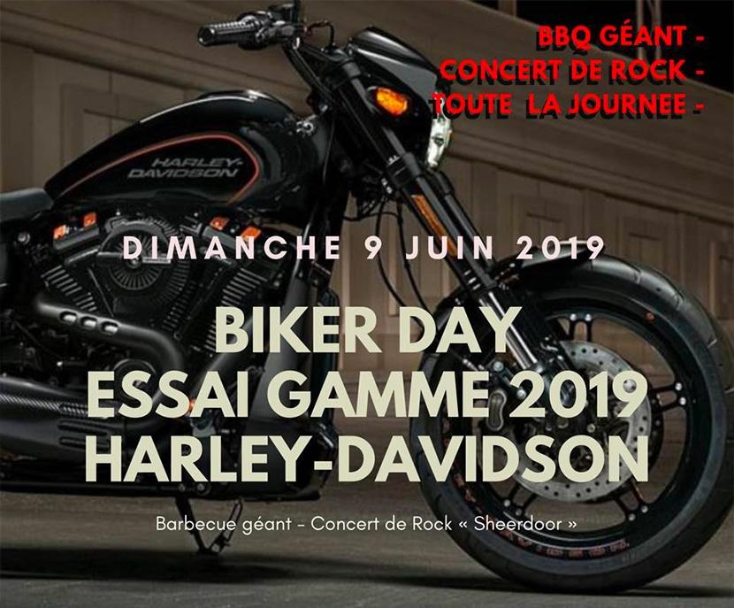 Biker Day L'Unik